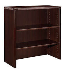 DMI Fairplex Hutch for 2-drawer Lateral or Storage Cabinet