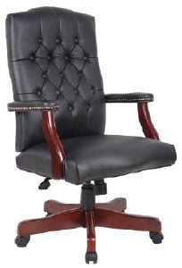 Boss Traditional Executive Chair Tilt Tension & Tilt Lock Adjustment