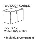 DMI Fairplex Storage Cabinet