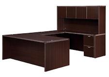 DMI Fairplex Executive U-Shape Desk