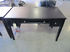 "Coaster Black 50"" x 26"" Computer Desk"