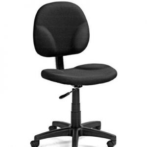 Boss Black Task Chair