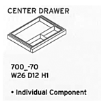 DMI Fairplex Center Drawer