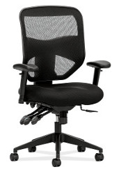 HON #HVL532 Ergonomic Mesh Back Task Chair