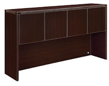 "DMI Fairplex Hutch w/ Doors (Available in 72"" wide and 66"" wide)"