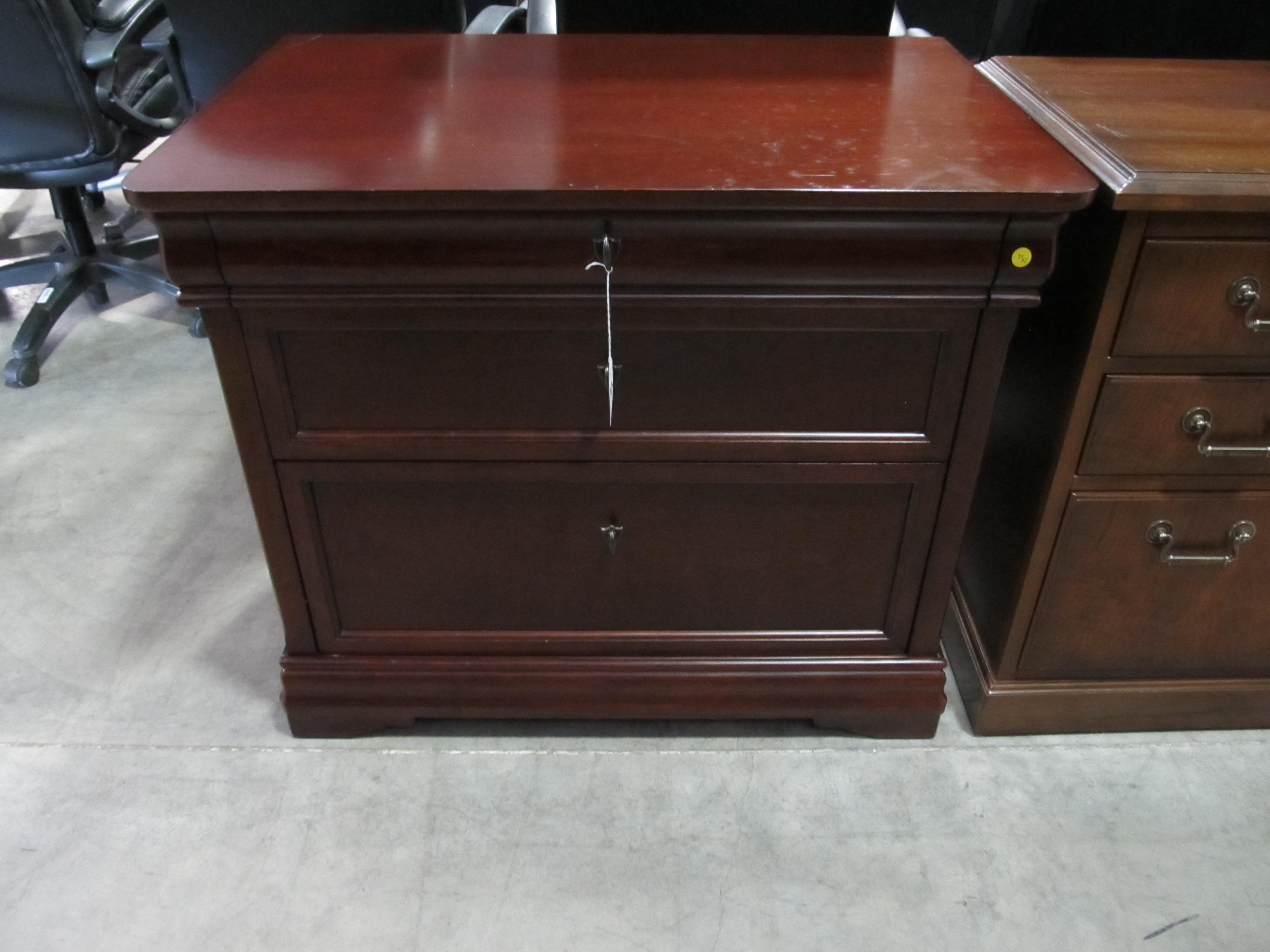 Used Rue De Lyon 2 Dr Lateral Pearce Office Furniture